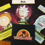 Rick And Morty Anatomy Park Game 1