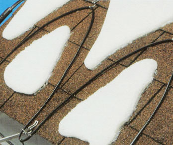 Roof De-Icing Cable