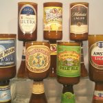 Scented Beer Bottle Candles 1