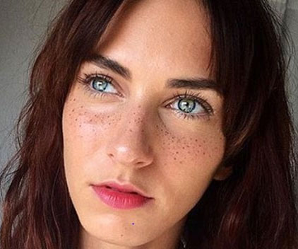 Semi Permanent Cosmetic Freckle Kit 1