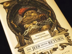 Shakespeare's The Jedi Doth Return
