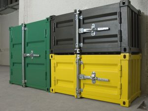 Shipping Container Cabinets 1