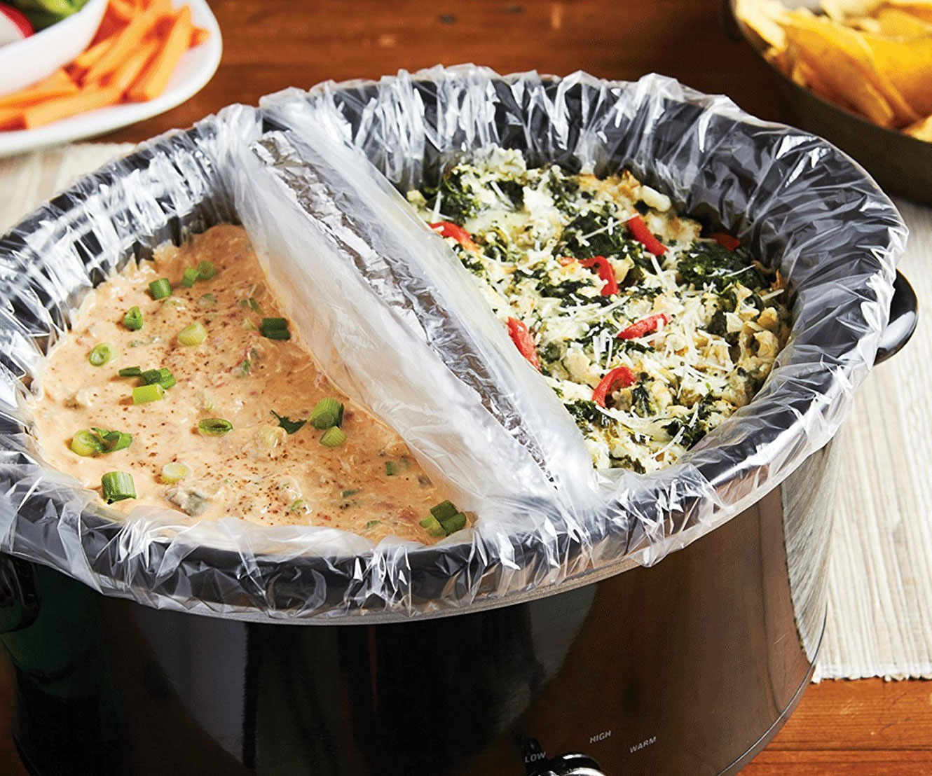 Slow Cooker Disposable Liners