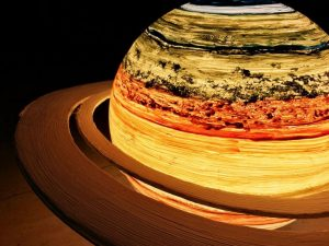 Solar System Lamps 1