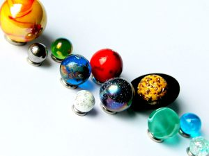 Solar System Marble Collection 1