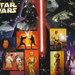 Star Wars Collectible Stamps 1