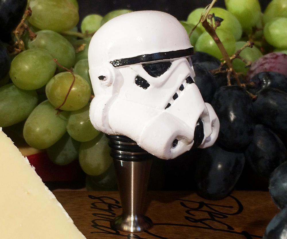 Star Wars Wine Stoppers 1