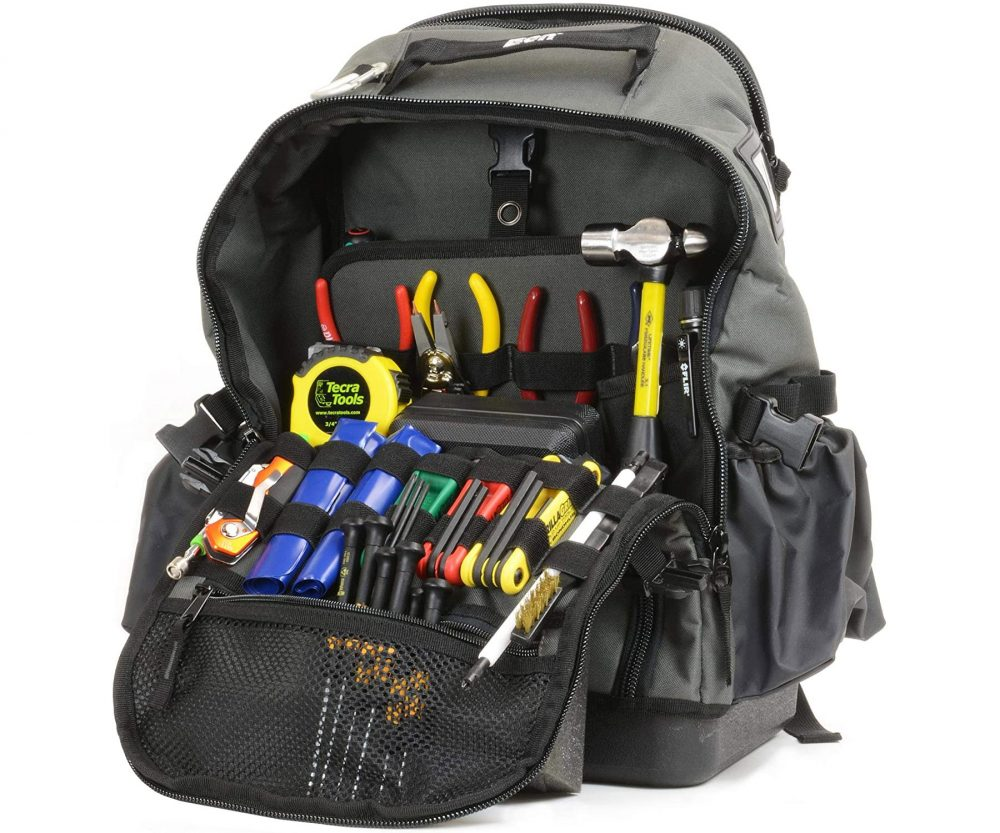 The 75-Piece Backpack Tool Kit