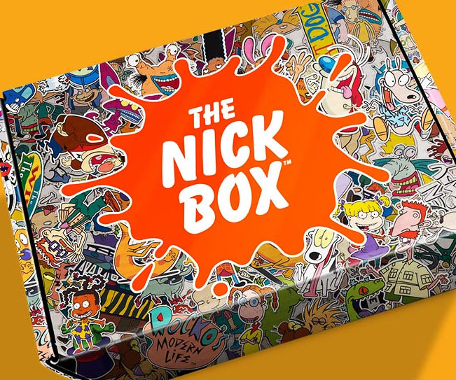 The Nickelodeon Subscription Box