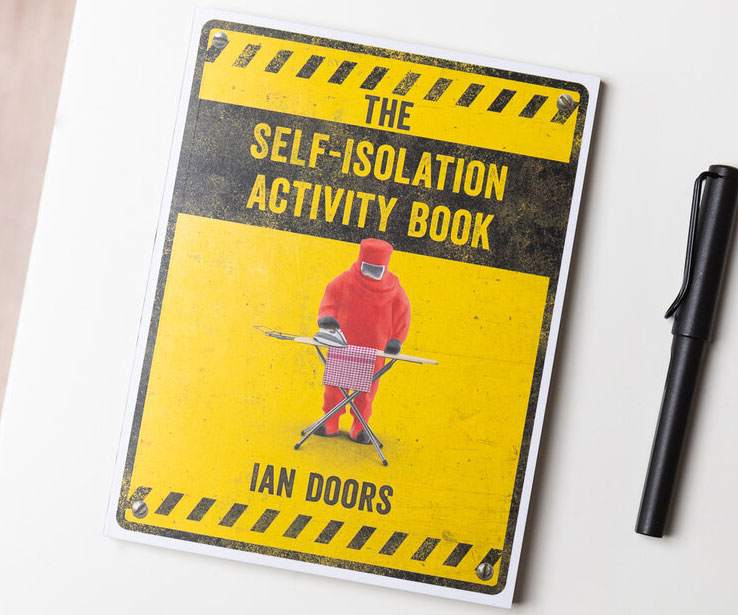 The Self-Isolation Activity Book