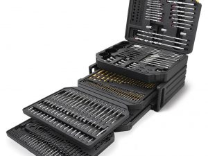 The Ultimate Drill Bit Set