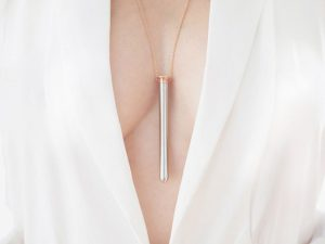 The Vibrator Necklace