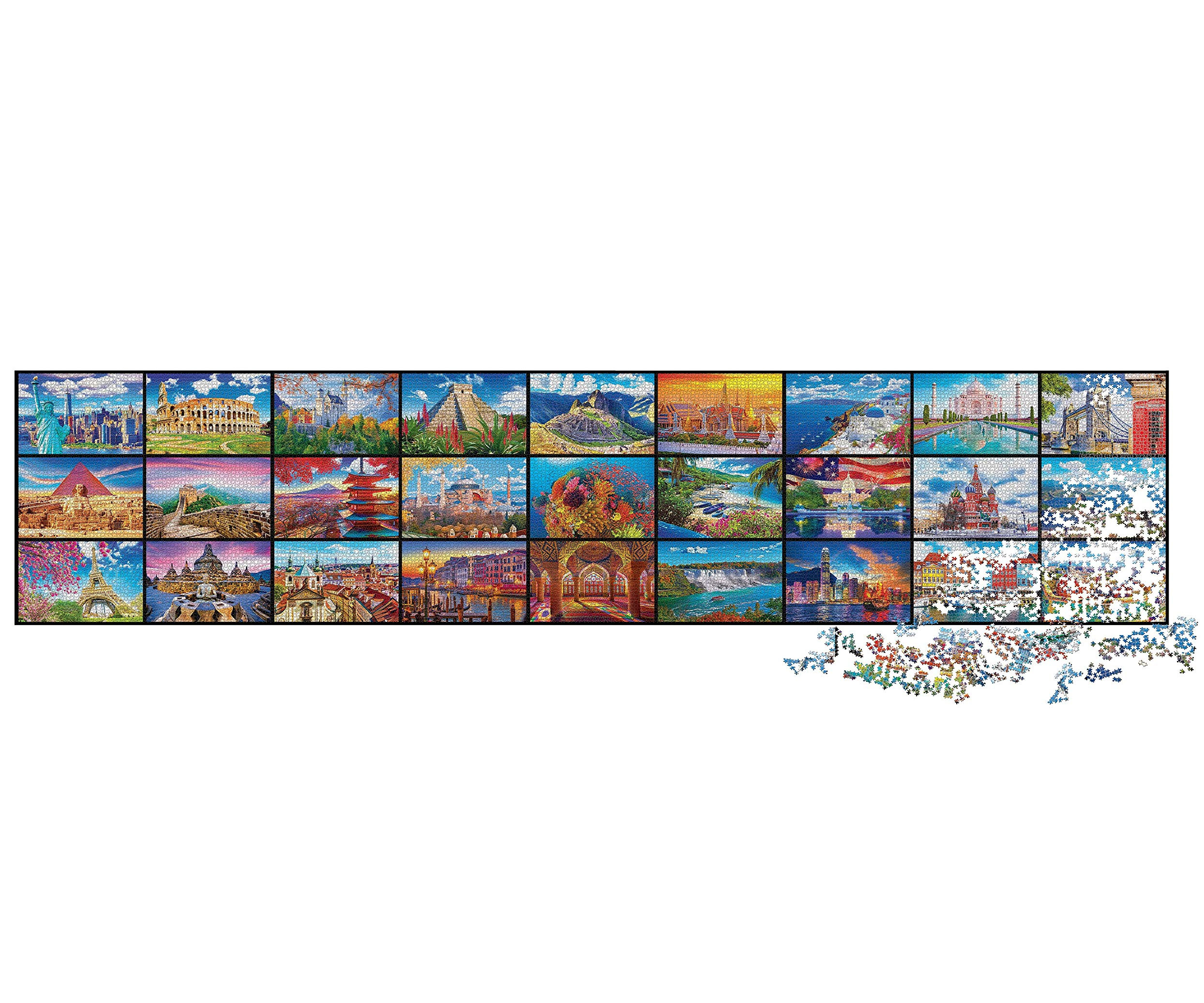 The World's Largest Jigsaw Puzzle