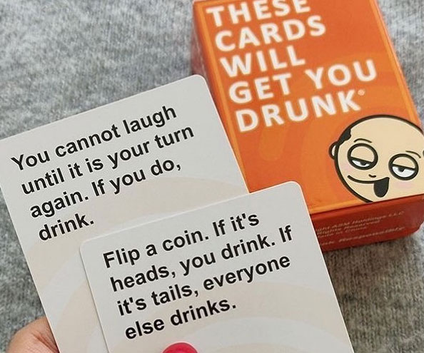 These Cards Will Get You Drunk Game 1