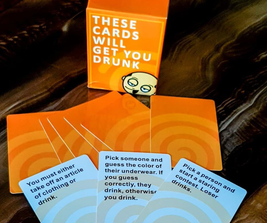 These Cards Will Get You Drunk Game