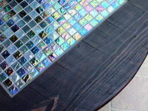 Tile Mosaic Coffee Table 1