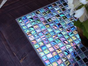Tile Mosaic Coffee Table