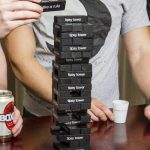 Tipsy Tower Drinking Game 2