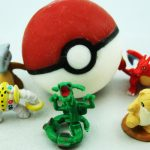 Toy Filled Pokeball Soap 1