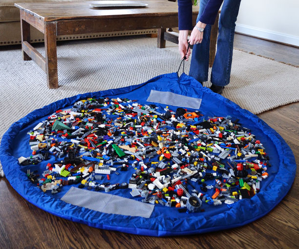 Toy Mat And Storage Bag