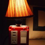 Usb Charger Outlet Lamp 1