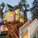 Victorian Styled Tree House 1