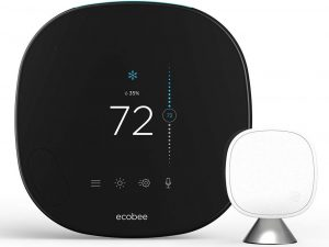 Voice Control Smart Thermostat