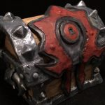 World Of Warcraft Horde Armory Chest