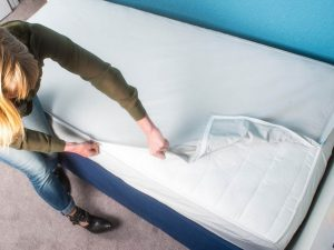 Zip On/Off Fitted Bed Sheets